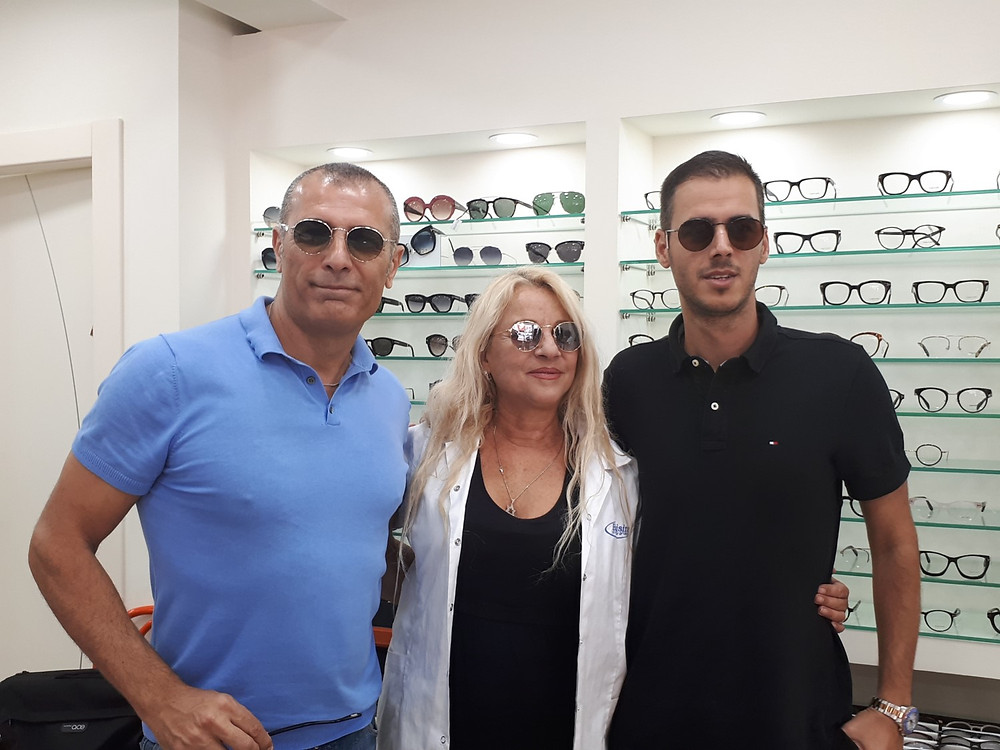 Optica Belisima Store Team