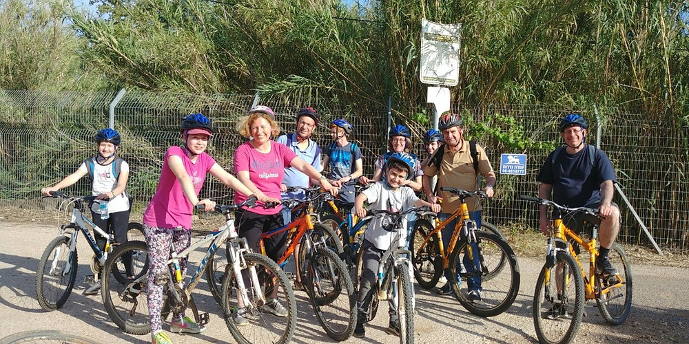 Beit Hillel Bicycle Tour
