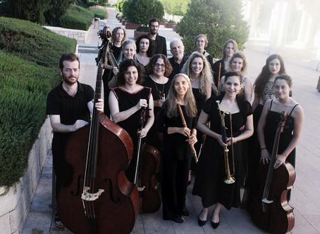 Bach in Jerusalem Festival 2020