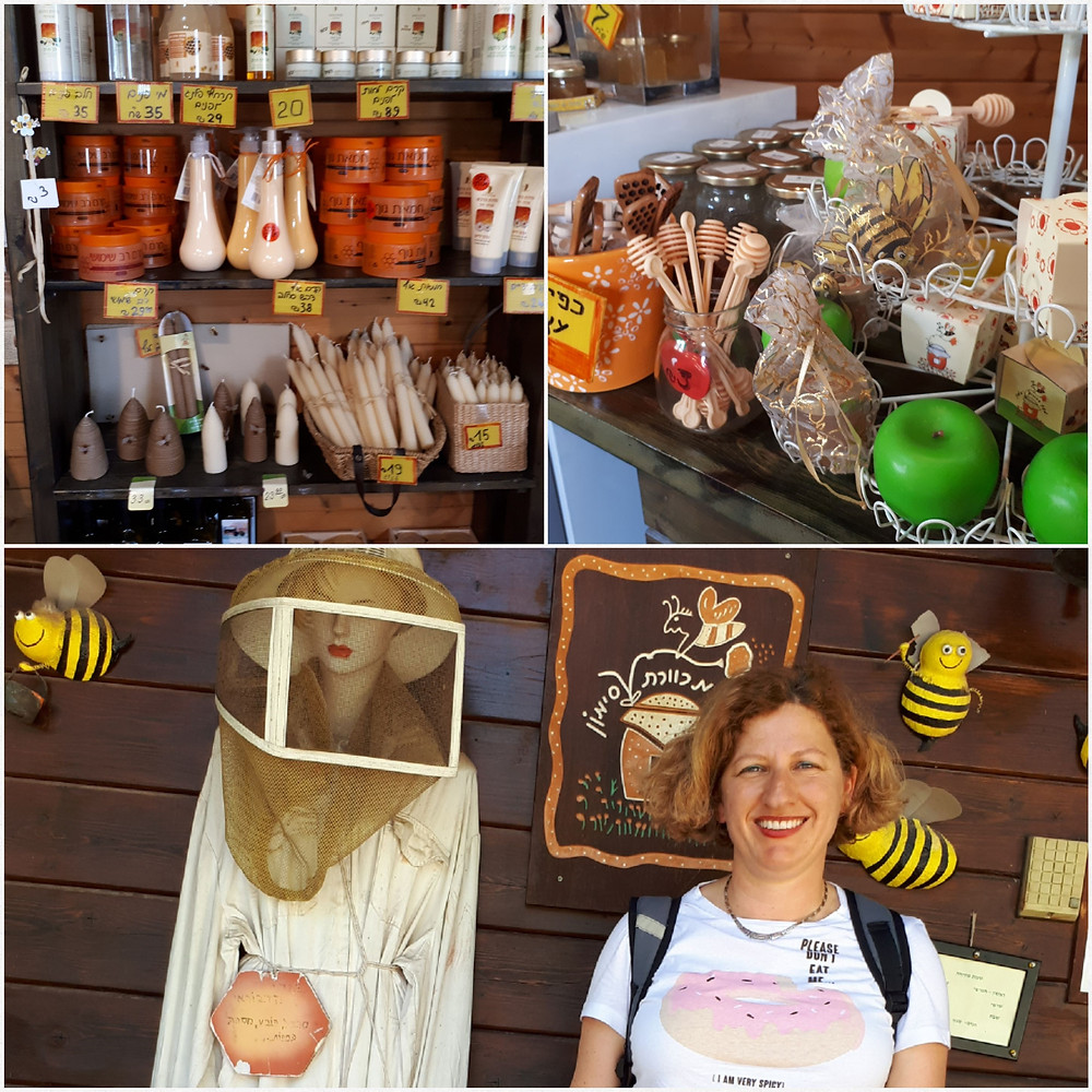Simon Bees Honey Store