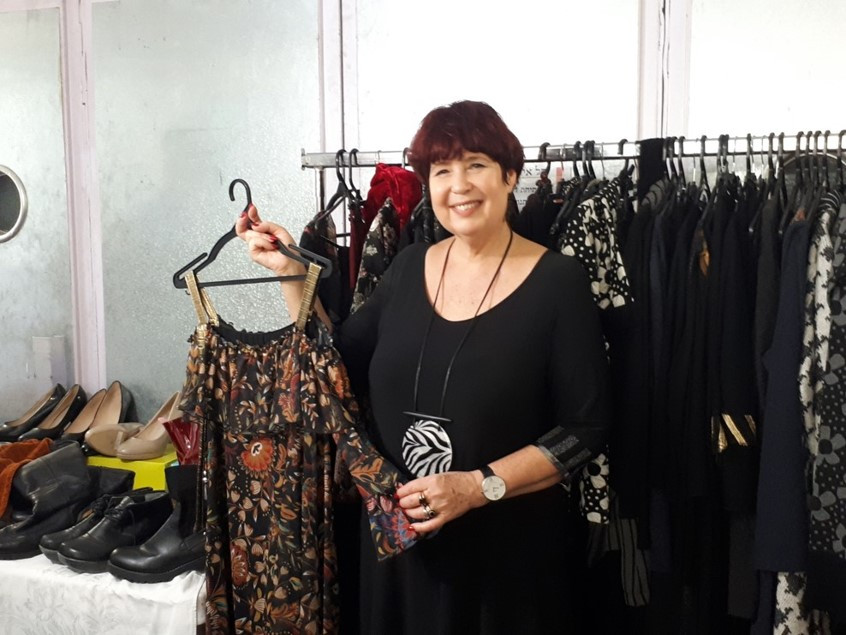 Edna Paz, Nefartiti Founder and Designer
