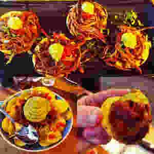 Harvey's Smokehouse: Wisps of Summer Menu Delights