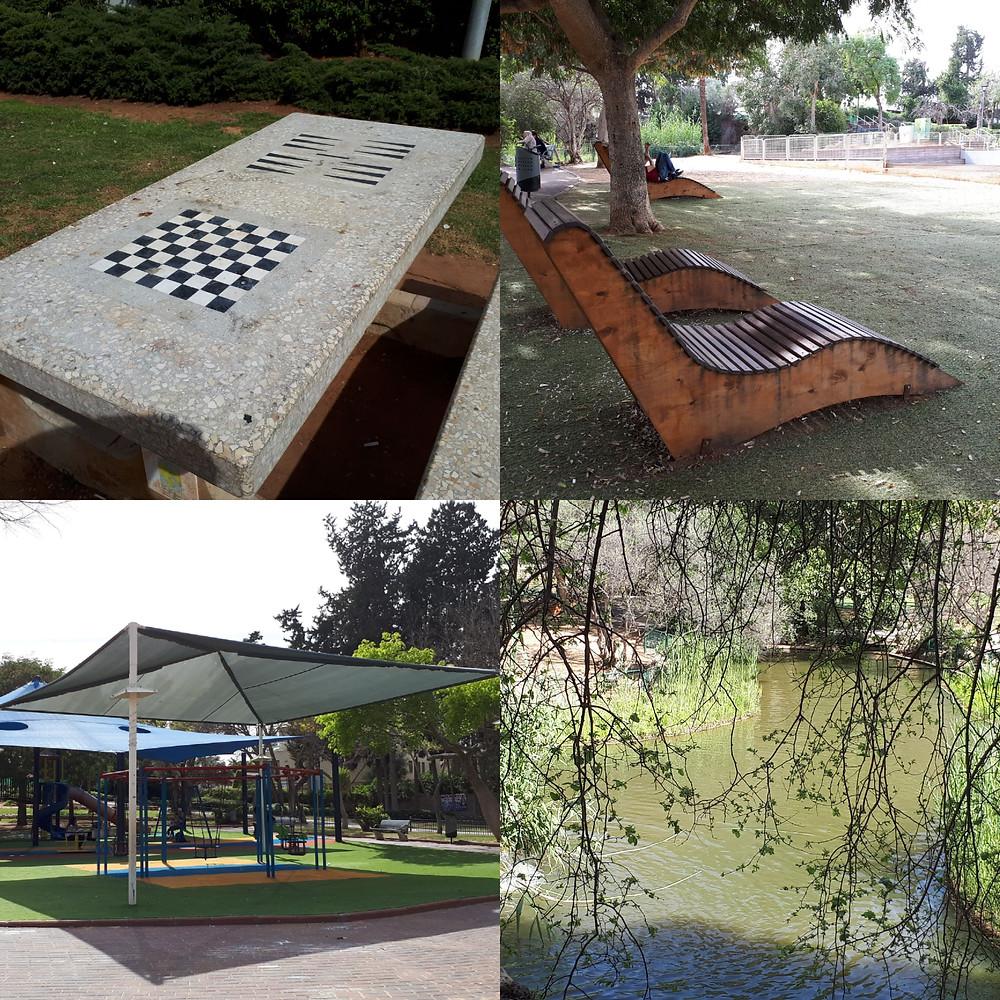 Gan HaAzmaut or Independence Park,  Petach Tikva