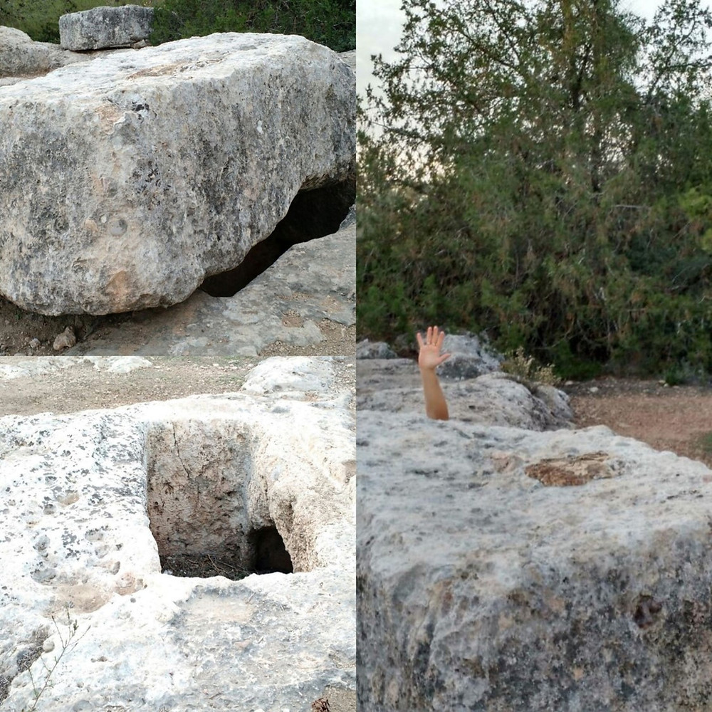 The Maccabee Gravesite