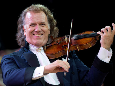 André Rieu and his Johann Strauss Orchestra Return to Tel-Aviv