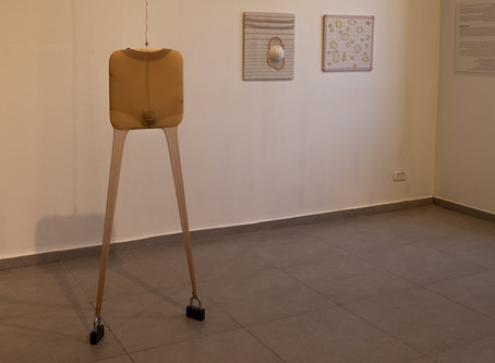 Contemporary Art Center Ramla: Portraying 'Hundreds of Times'