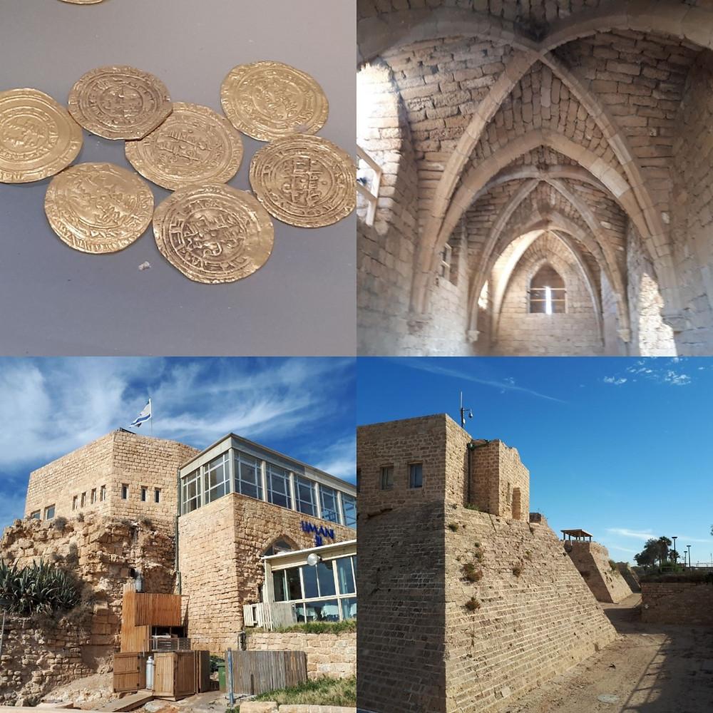 Cesarea National Park Crusaders