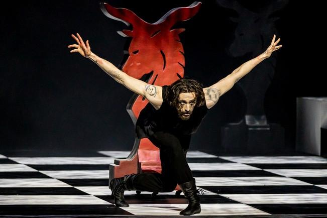 Rasputin: A New Modern Dance by Sergei Polunin
