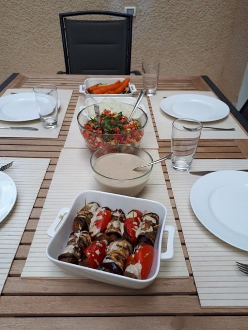 Achva Tahini Based Meal