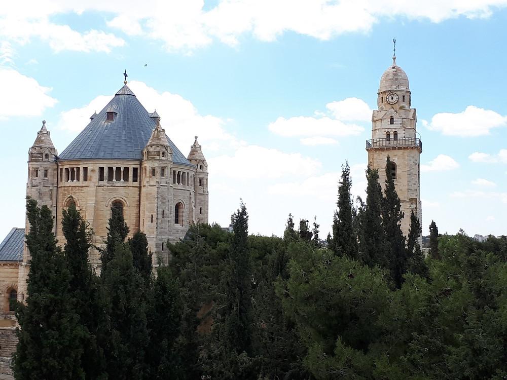 Dormition Church, Jerusalem