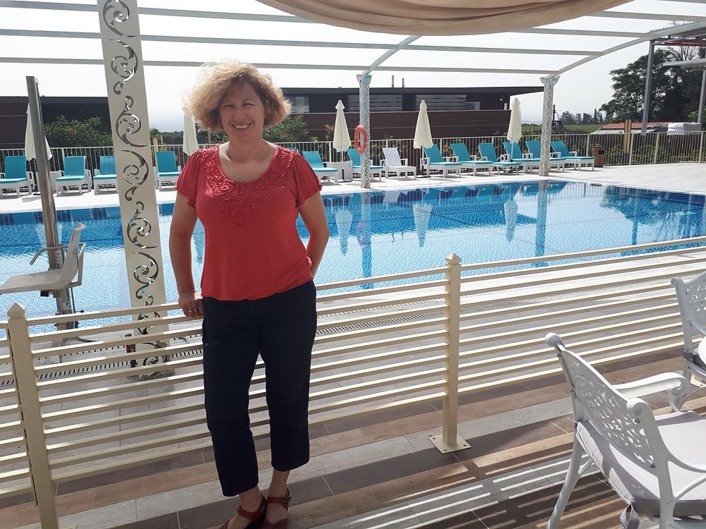 Aquaduct Hotel Pool