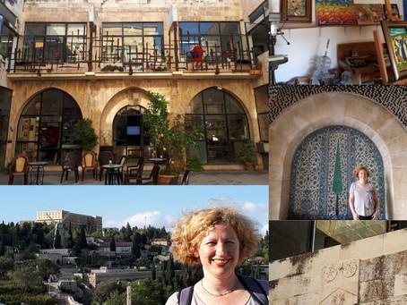 An Architectural Showcase in Jerusalem