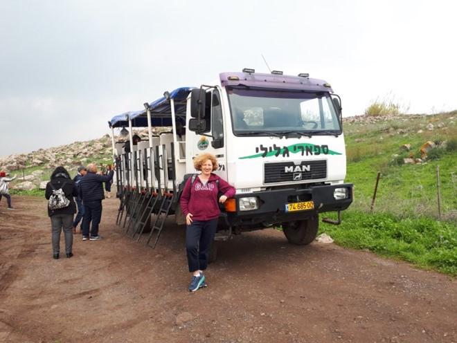Kibbutz Lavi Safari Tour