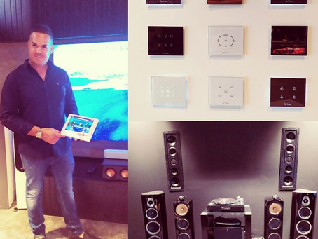 Top Cinema: A New Complex for Smart Home Solutions, Sound Equipment and Luxury Home Appliances