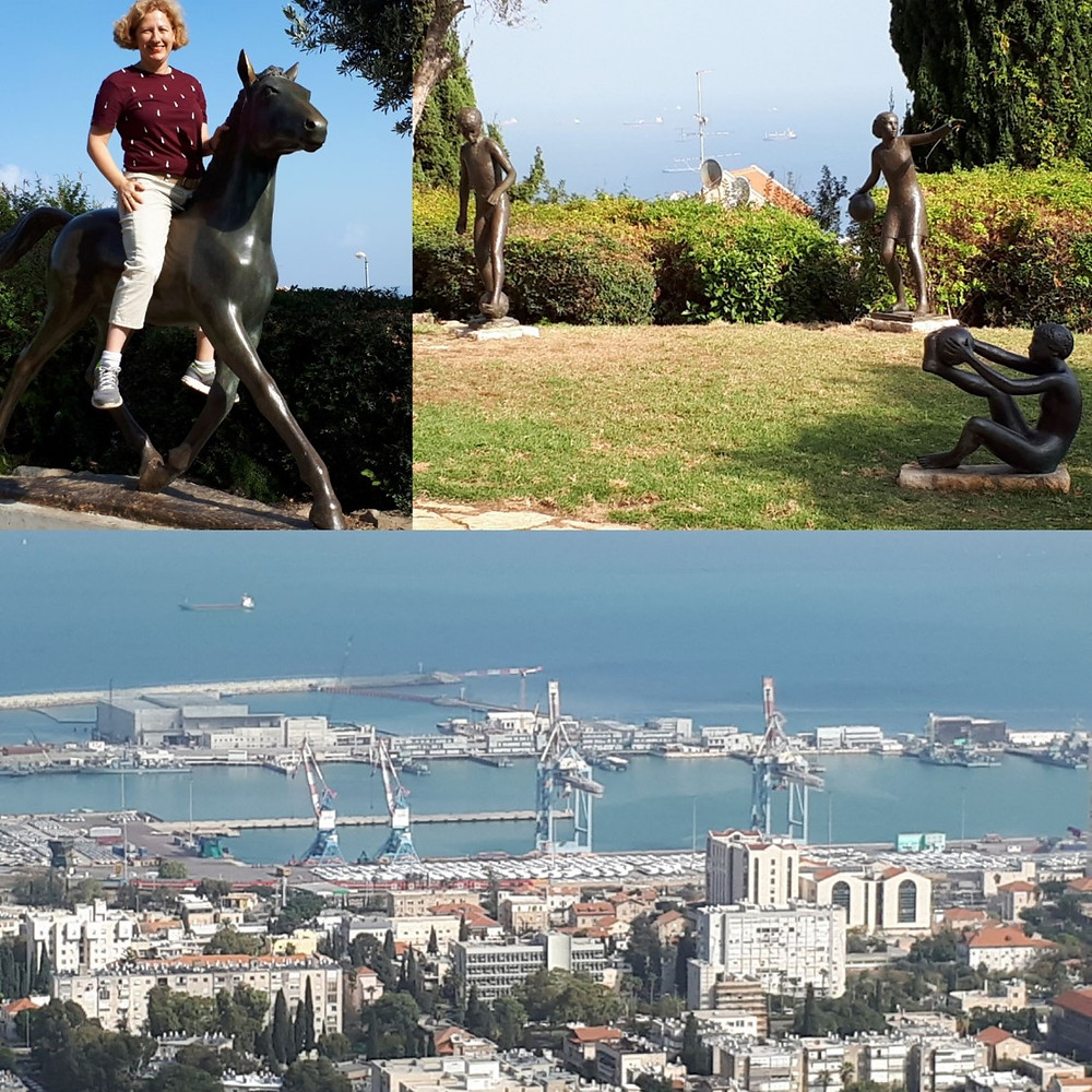 Sculptures Garden, Haifa