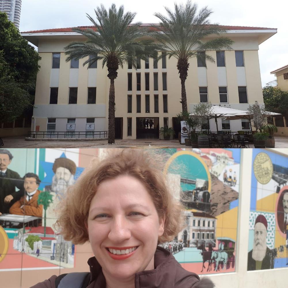 Suzanne Dallal Center, Neve Zedek, Tel-Aviv
