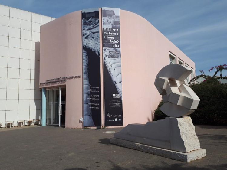 Defense Lines - Maginot, Bar-Lev and Beyond, Genia Schreiber University Art Gallery