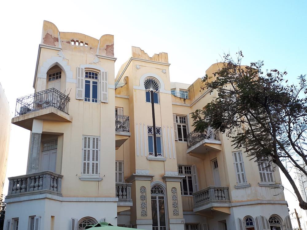 Nachalat Binyamin No. 8, Beit HaTamar, Tel-Aviv