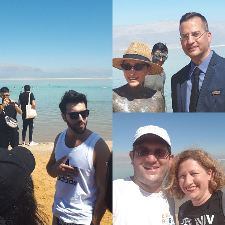 Dead Sea Eurovision Trip May 2019