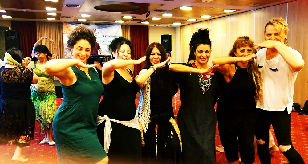 Yalla Bella: A Fusion & Belly Dancing Festival at the Dead Sea
