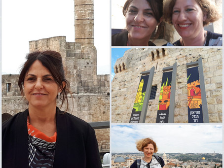 Jerusalem's Tower of David Museum – Spectacular Night and Day