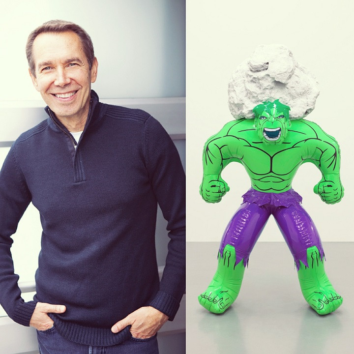 Tel-Aviv Museum of Art: Jeff Koons - Absolute Value