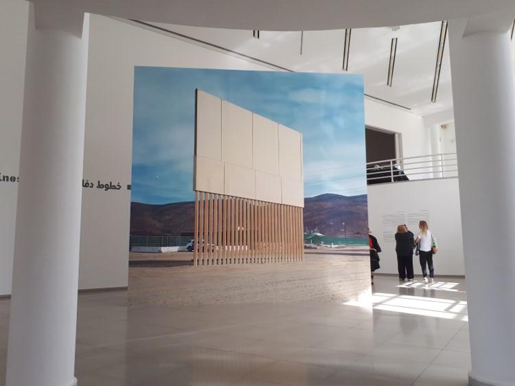Defense Lines: Maginot, Bar-Lev and Beyond, Genia Schreiber University Art Gallery