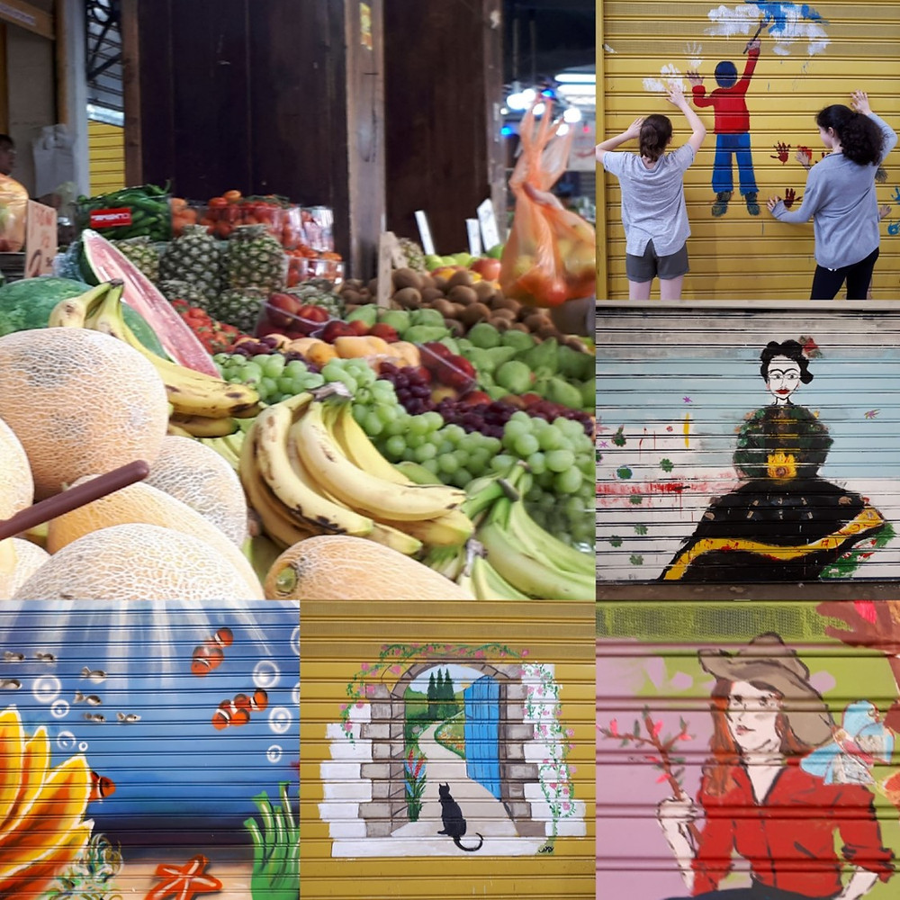 Hadera Market