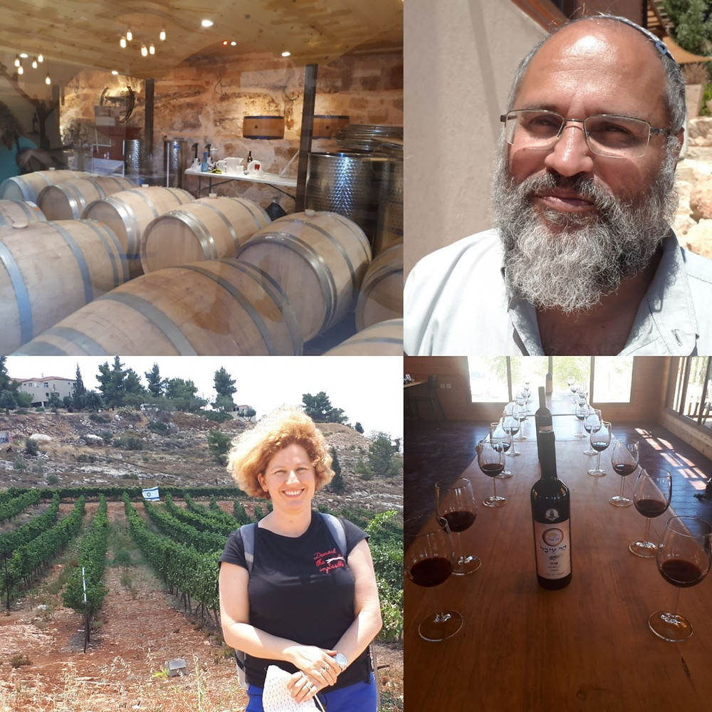 Kabir Winery in Elon Moreh