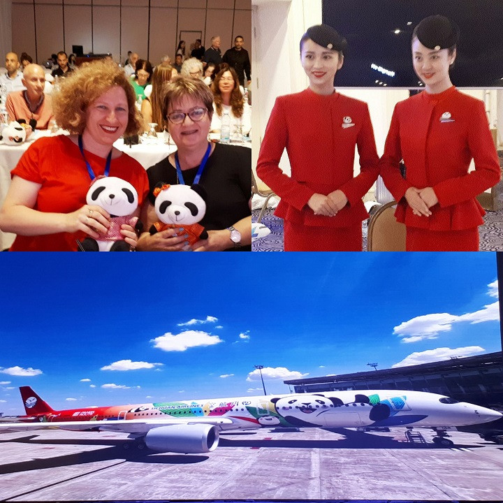 Tightening Ties: Sichuan Airlines Celebrated it Direct Flights to Tel-Aviv