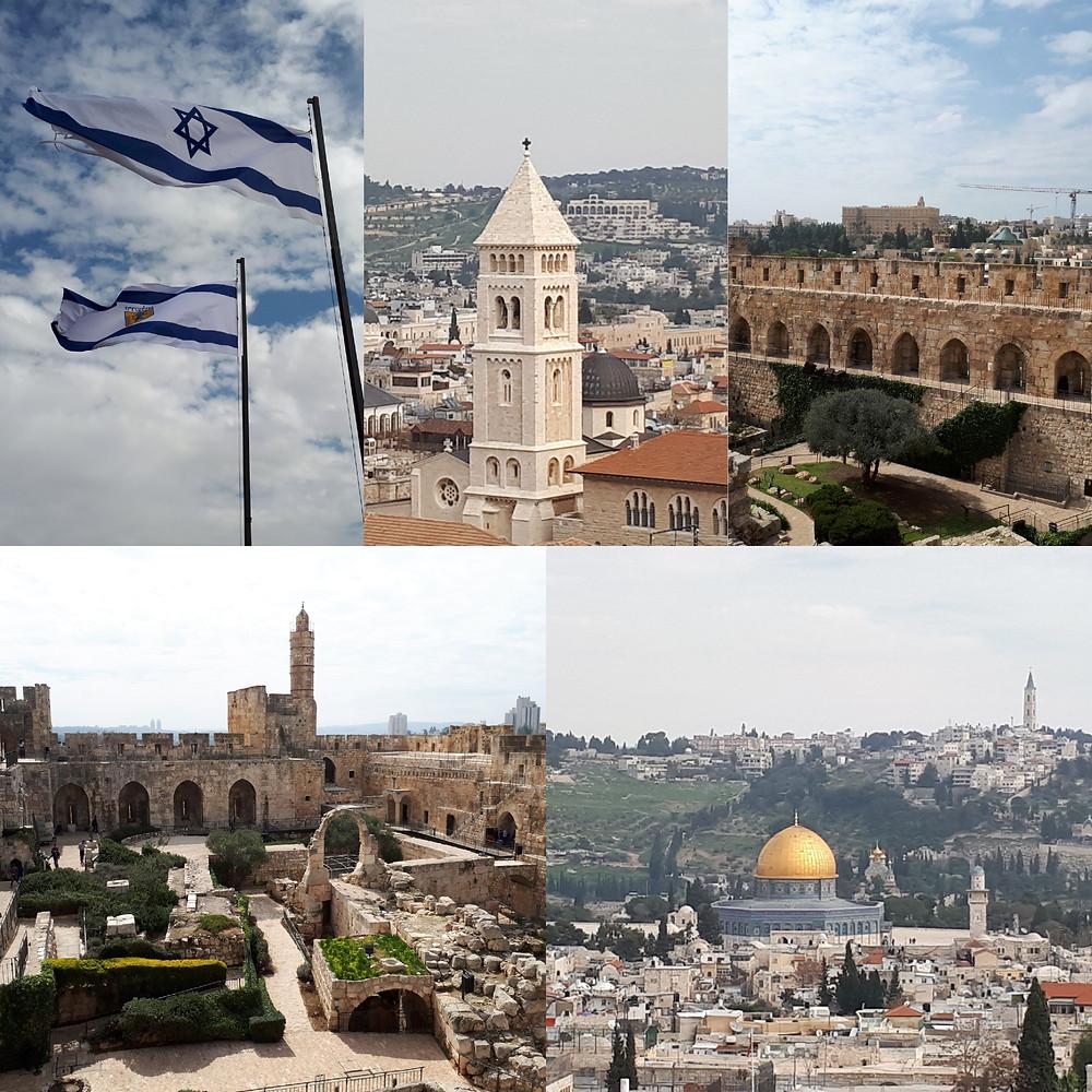 The Citadel Tower of David Museum Jerusalem