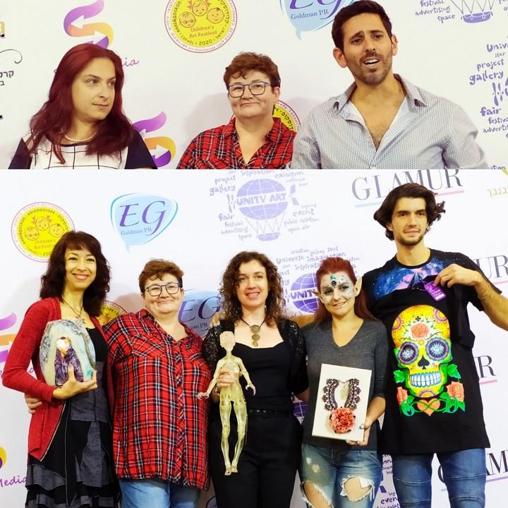Tel-Aviv: Fun Expo 2019 - Arts, Crafts and Circus Acts