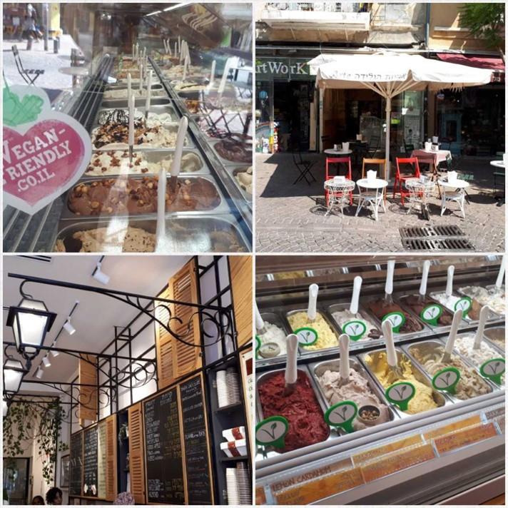 ARTE Ice Cream Tel-Aviv