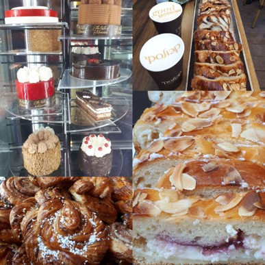 Kapulsky Cakes and Pastries