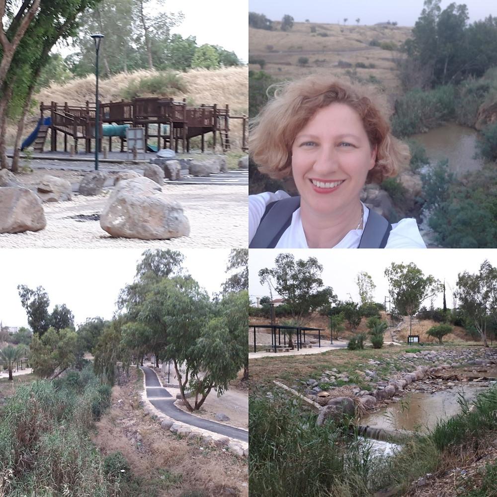 Beit She'an Nahal Harod Park