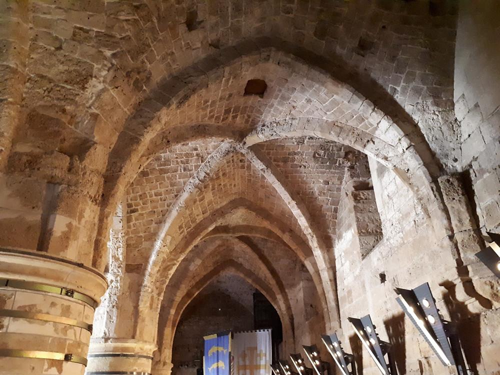 Acre Akko The Hospitaller Fortress