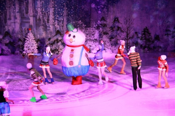 The Snow Queen, Moscow Circus on Ice, Hanukkah 2018