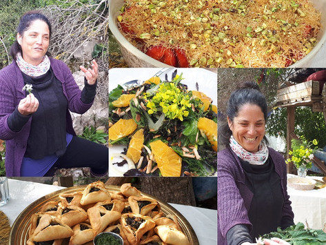 'Matte Yehuda Food Festival' Preview: Whiffs of Food and Flowers