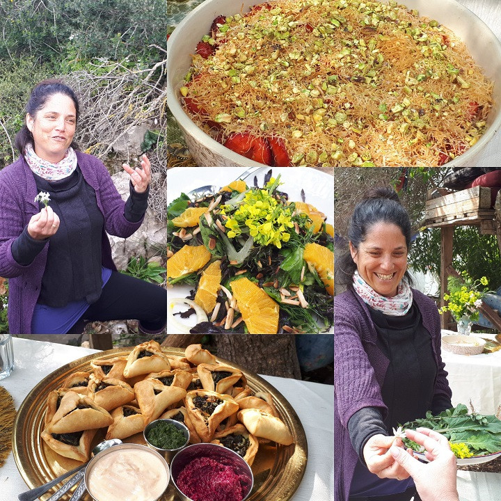 Nura Cooking, Matte Yehuda Food Festival 2019