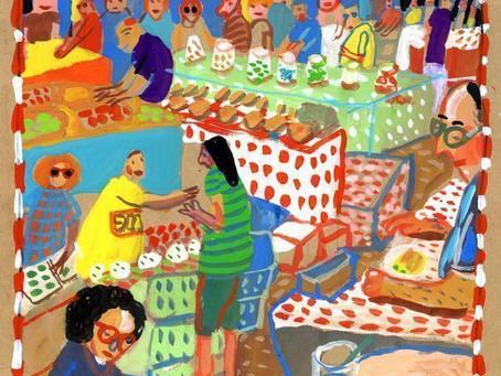 Tel-Aviv Jaffa: Illustration Week