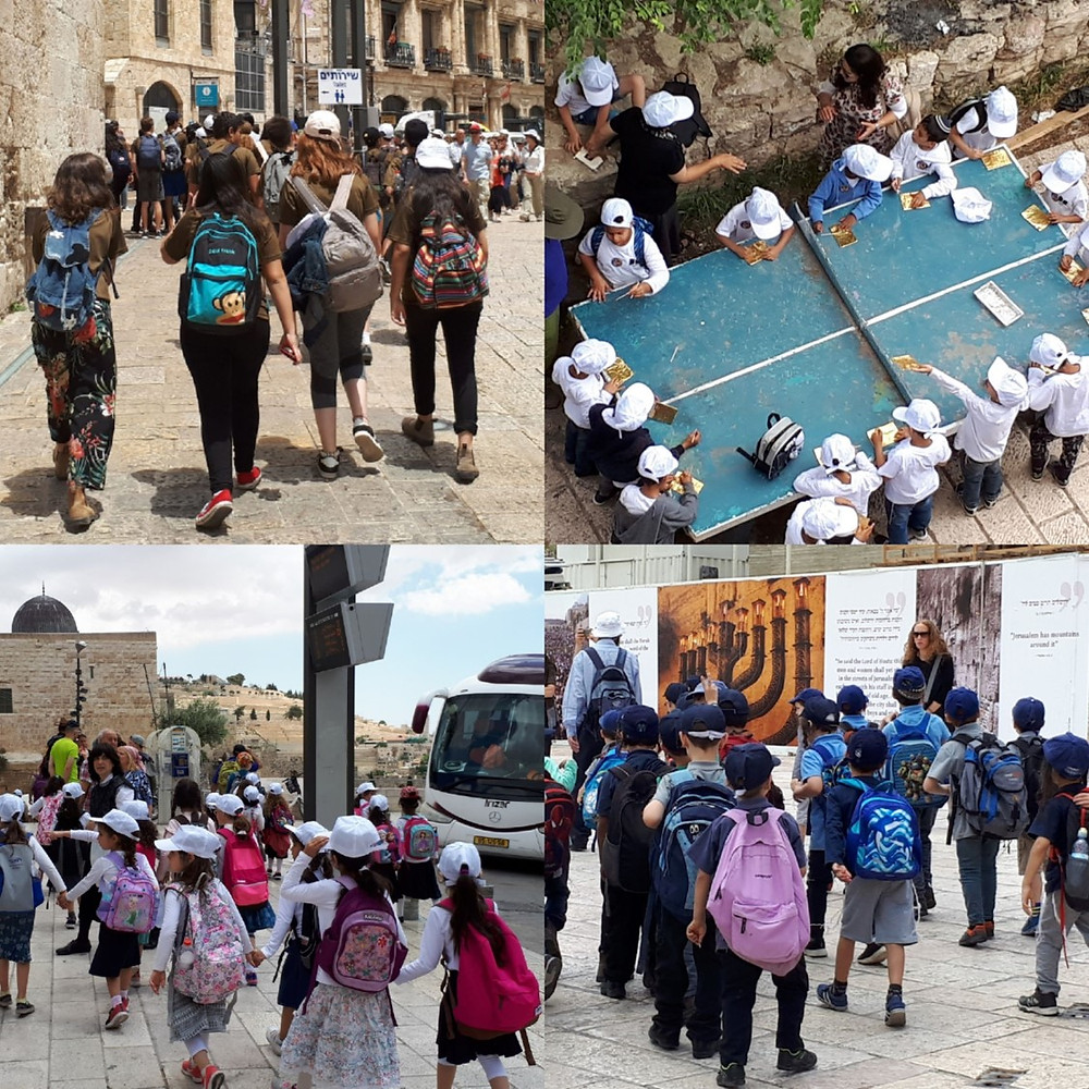 Jerusalem Day, Children