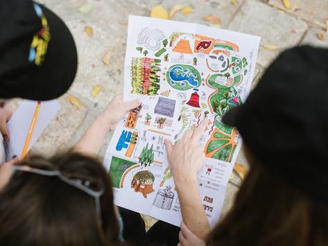 Purim Activities in Jerusalem