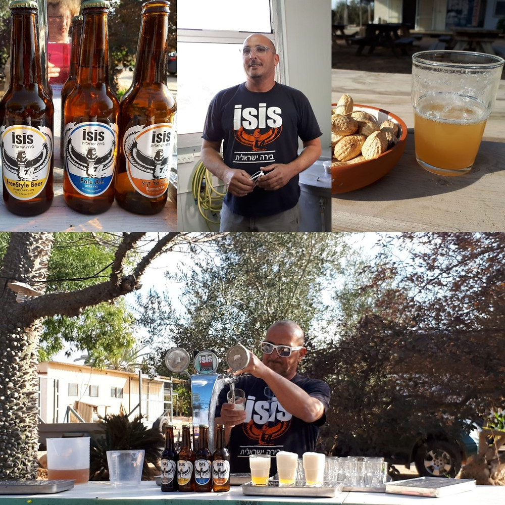 'ISIS' Beer Boutique