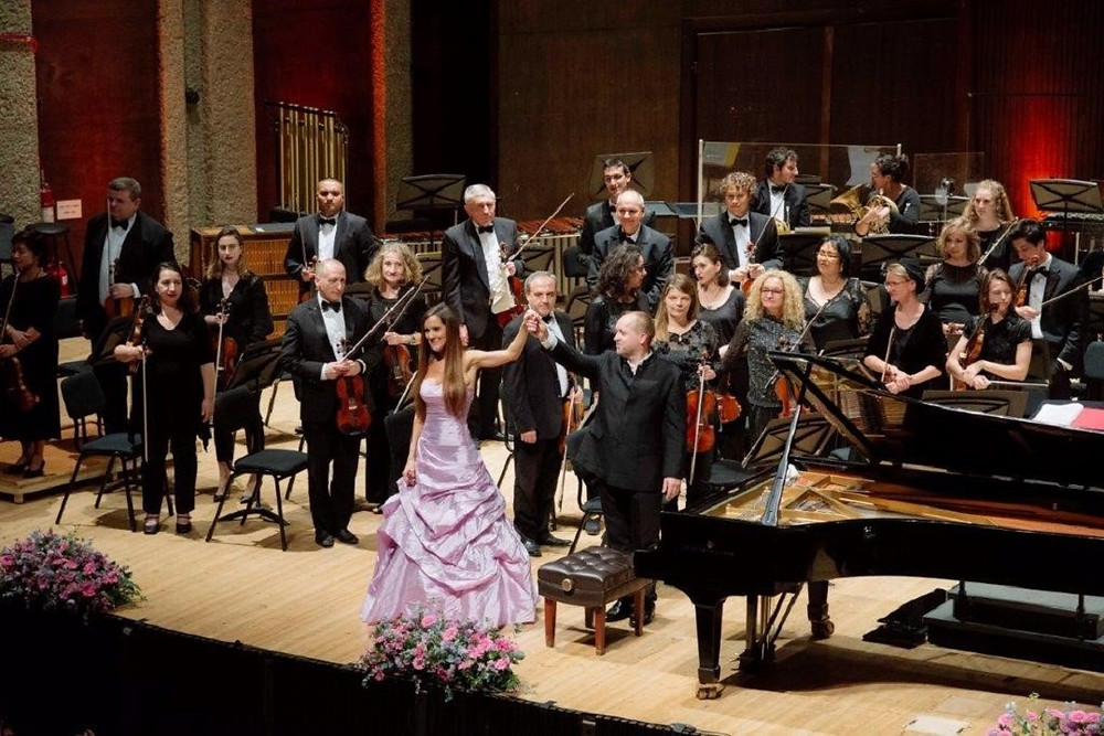 Jerusalem Orchestras: The 8th Pianos Festival is Online