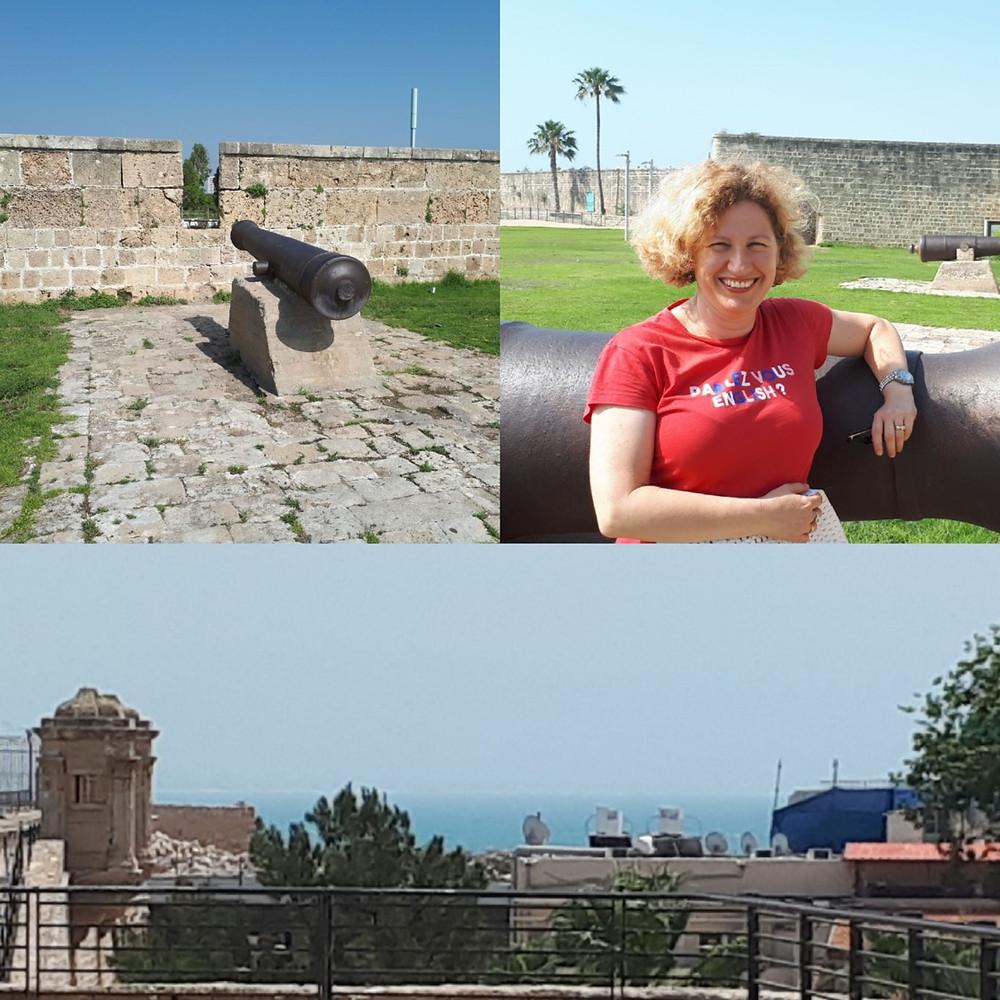 Acre Akko El Jazzar Walls