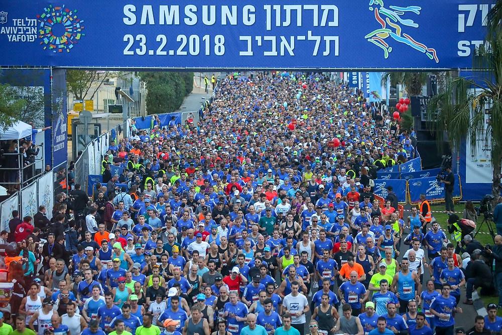 Marathon Samsung Tel-Aviv-Jaffa 2019