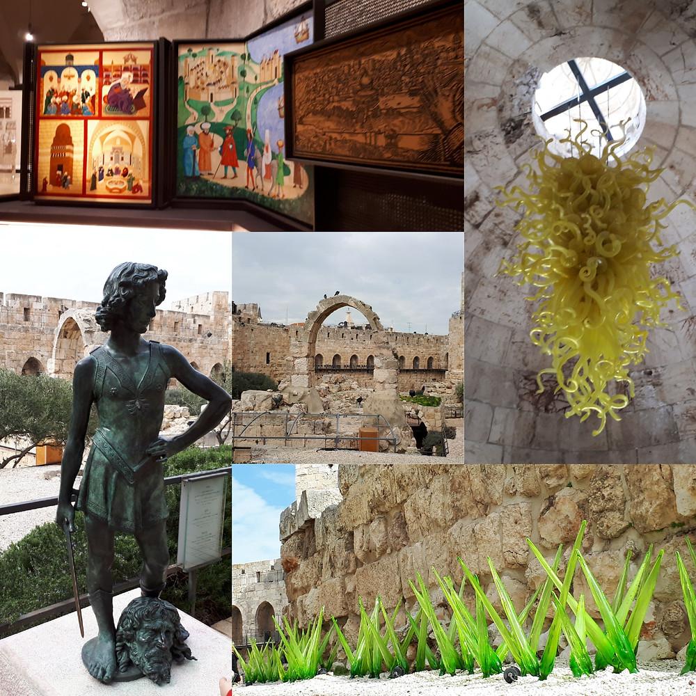 Tower of David Permanent Exhibition Jerusalem