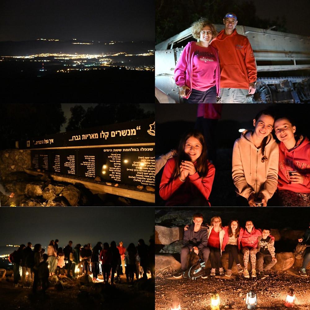 Lantern Night Tour, Tel Facher