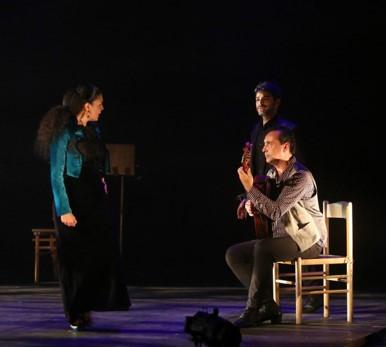 "Tel-Aviv: The Remangar Flamenco Troupe's ""Tremblor"""