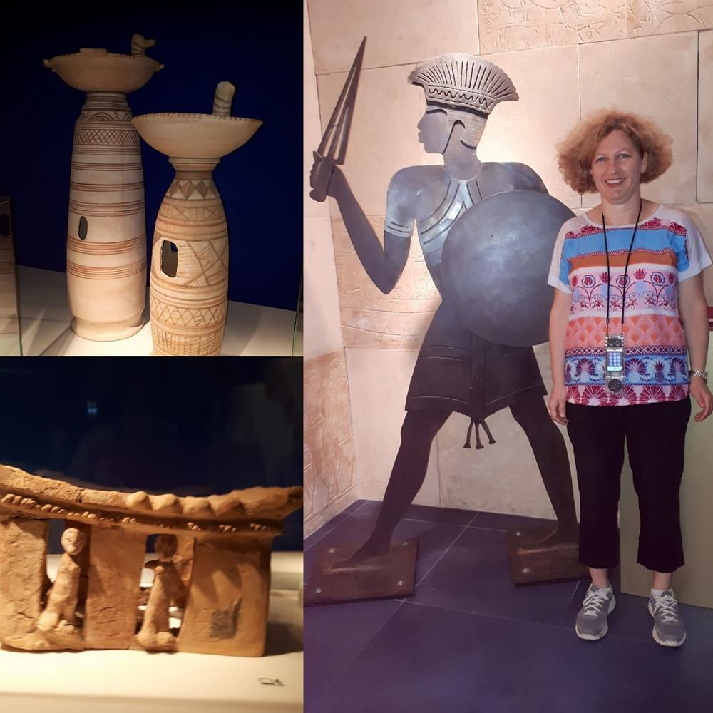 The Corinne Mamane Museum of Phillistine Culture, Ashdod